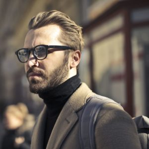modische Brillen für Trendsetter
